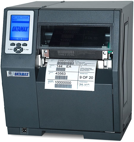 Datamax H-6308 Thermal Barcode Label Printer