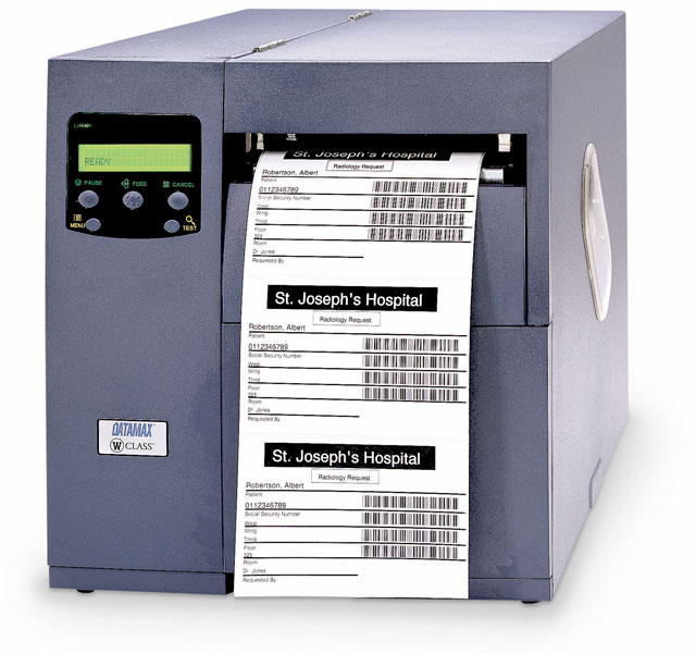 Datamax W-6308 Thermal Barcode Label Printer