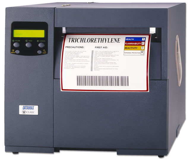 Datamax W-6208 Thermal Barcode Label Printer