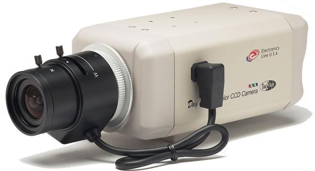 Electronics Line EL-FC38 Security Cameras