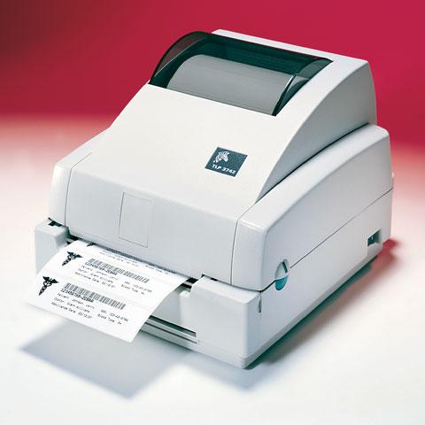 Eltron TLP 3742 Thermal Barcode Label Printer