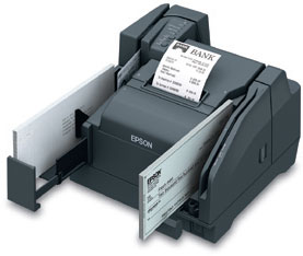 Epson TM-S9000 Check Readers