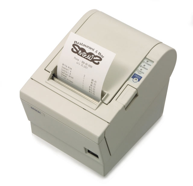 EPSON THERMAL PRINTER TM-T88II DRIVER FOR PC