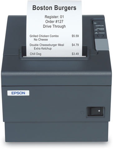 Epson TM-T88 ReStick POS Printer