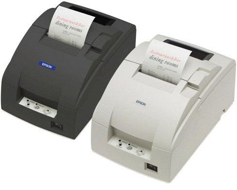 Epson TM-U220: TM-U220A, TM-U220B, TM-U220D POS Printer, TMU220