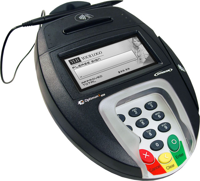Equinox Optimum L4250 Payment Terminals