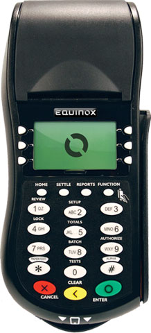 Equinox T4205 Payment Terminals