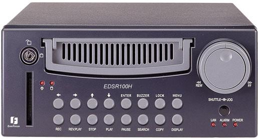 EverFocus EDSR 100H Security DVR