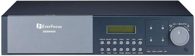 EverFocus EDSR 400F Security DVR
