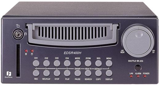EverFocus EDSR 400H Security DVR