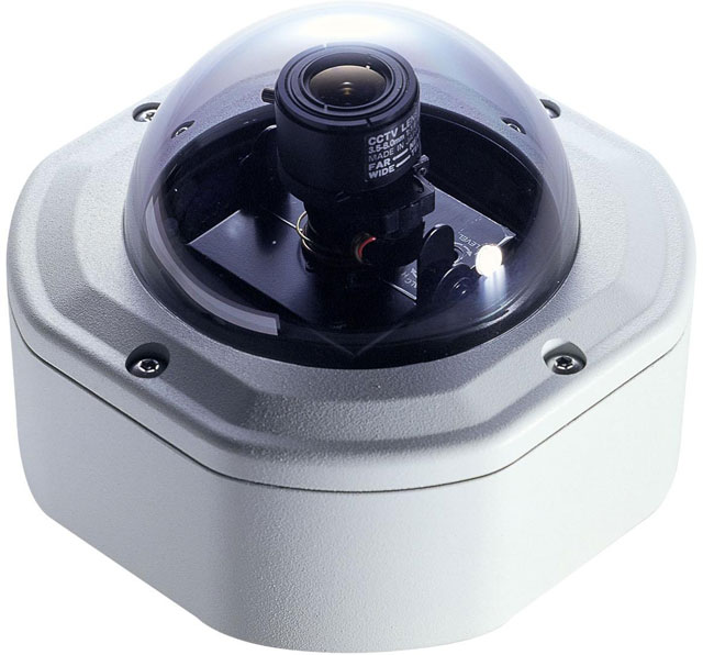 EverFocus EHD 350 Color Dome Security Cameras