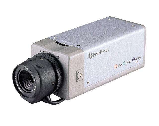 EverFocus EQ 350 Digital Color Security Cameras
