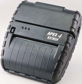 Extech Apex 4 Portable Label Printer
