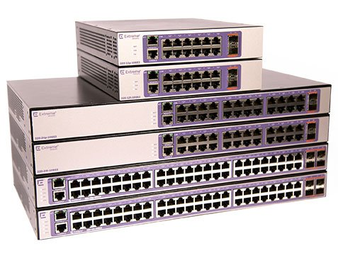 Extreme Networks 200 Series Ethernet Switches