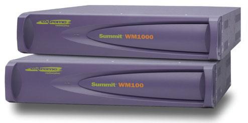 Extreme Networks Summit WM1000 Switch