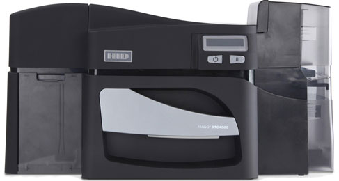 Fargo DTC4500 ID Printer
