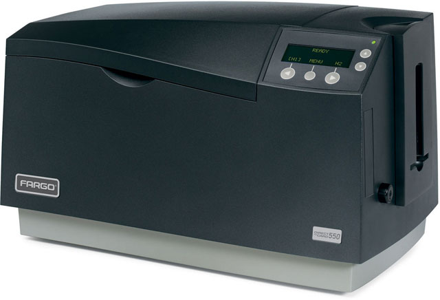 Fargo DTC550 ID Card Printer Ribbons