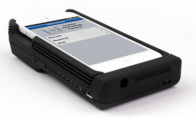 Grabba Q-Series Barcode Scanners