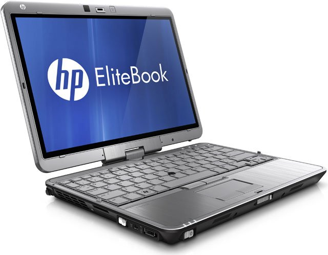 HP EliteBook 2760p Ruggedized Laptop