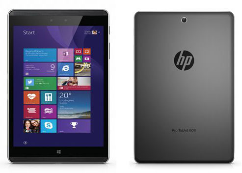 HP Pro Tablet 608 Tablet Computers