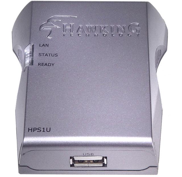 Hawking HPS1U Data Networking Devices
