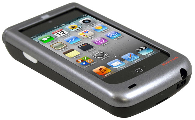 Honeywell Captuvo SL22 for Apple iPod Touch 4g Sled