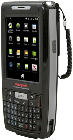 Honeywell Dolphin 7800 Android Handheld Computers