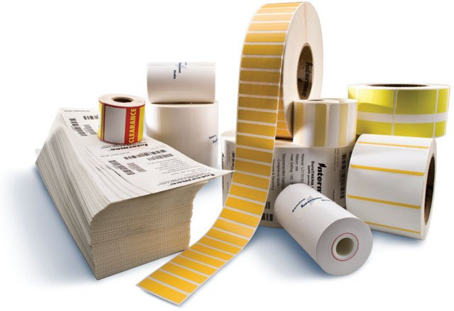 Honeywell Duratherm Linerless Thermal Labels