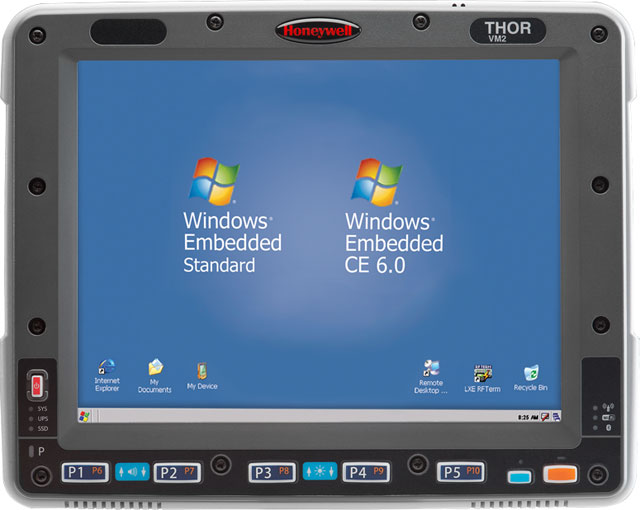 Honeywell Thor VM2 Fixed/Vehicle Mount Data Terminals