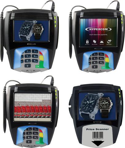 Hypercom L5000 Series Payment Terminals