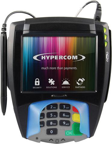 Hypercom L5300 Payment Terminals