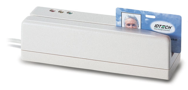 ID Tech 3840 Stripe Reader-Writer Credit Card Swiper