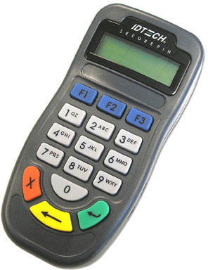 ID Tech SecurePIN Payment Terminals