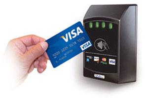 ID Tech ViVOpay Kiosk II Contactless Reader