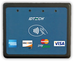 ID Tech Xpress CM100 Credit Card Swiper