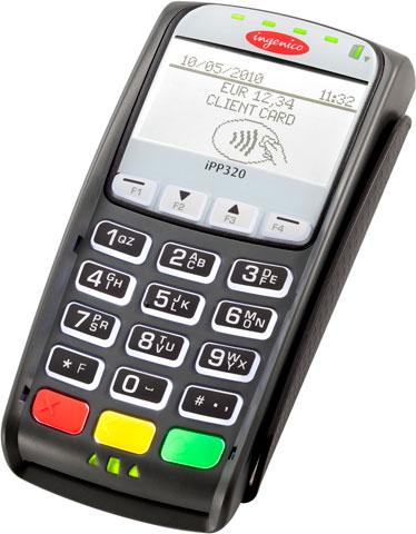 Ingenico iPP320 Payment Terminals