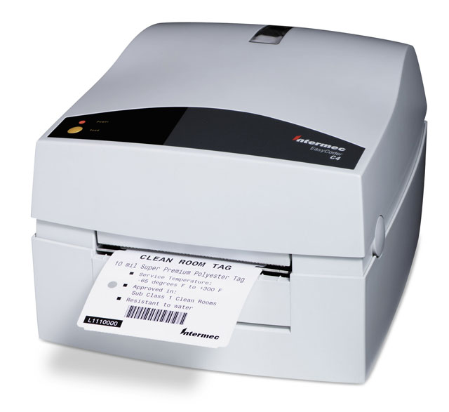 DRIVERS FOR INTERMEC EASYCODER PC4 BARCODE PRINTER