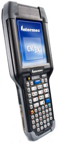 Intermec CK3X Handheld Computers