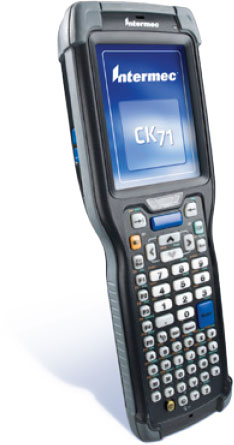 Intermec CK71 Handheld Computers