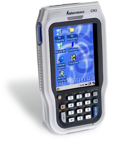 Intermec CN2 Series Handheld Computers
