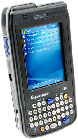 Intermec CN3 Handheld Computers