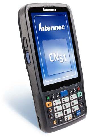 Intermec CN51 Handheld Computers