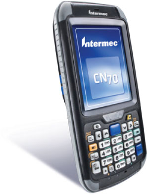 Intermec CN70 Non-Incendive Handheld Computers