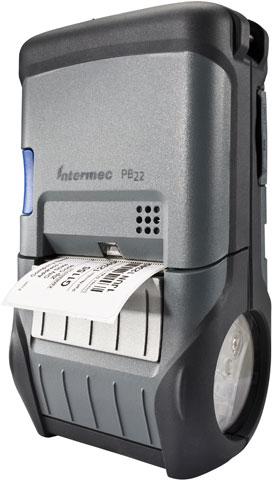 Intermec PB22 Portable Label Printer