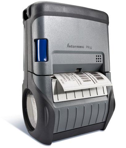 Intermec PB32 Portable Label Printer