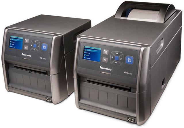 Intermec PD43 Thermal Barcode Label Printer