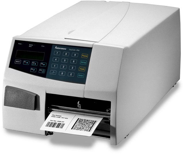 Intermec EasyCoder PF4i Thermal Barcode Label Printer