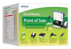 Intuit Quickbooks Point of Sale Basic 10.0 Hardware and Software System