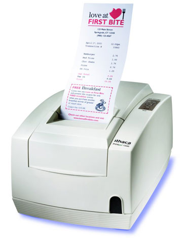 Ithaca POSjet 1000 POS Printer