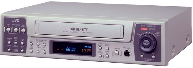 JVC SR-L911US Video-Audio Recorder